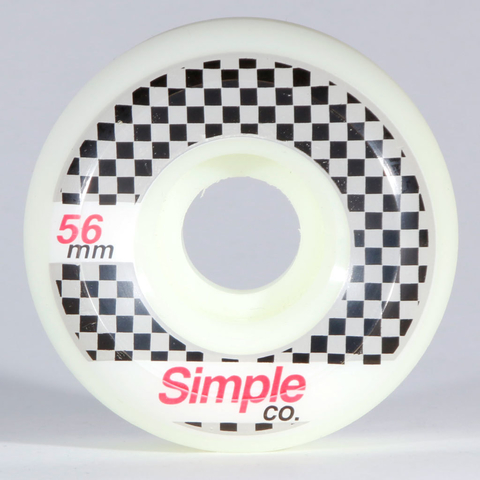 Simple Ruedas Checkers Conica 56mm