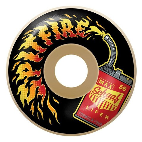 Spitfire Ruedas 99 Shcaff Lifers 54mm