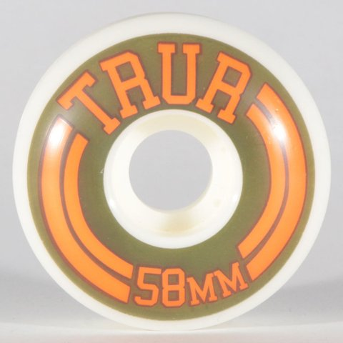 TRUR Skateboards Ruedas College 58mm