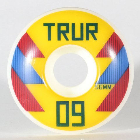 TRUR Skateboards Ruedas La Sele 56mm