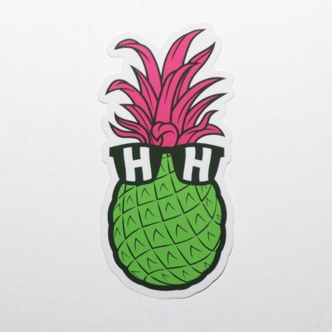 Happy Hour Sticker Piña en internet