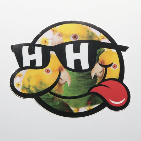 Happy Hour Sticker Sonny Charlie Mediano