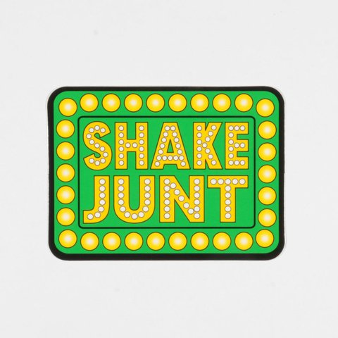 Shake Junt Sticker Box Mediano