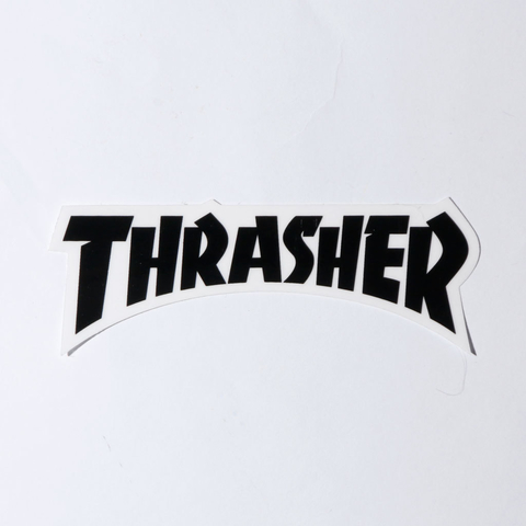 Thrasher Sticker Logo Mediano
