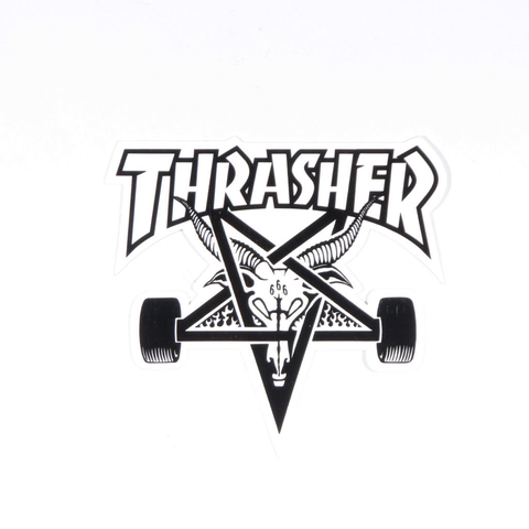 Thrasher Sticker Skategoat Mediano