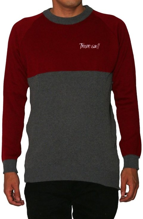 TRUR Skateboards Sweater Duo