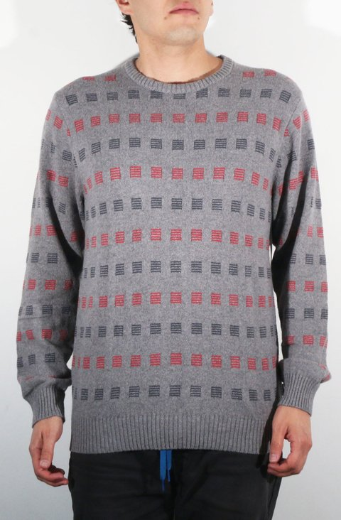RVCA Sweater Mini Jacquard