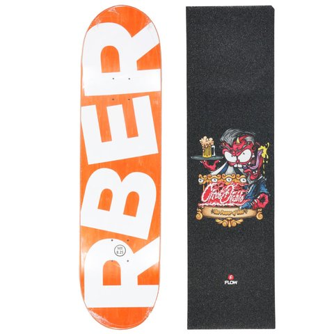 Reber Tabla Luna - Forest Skateshop