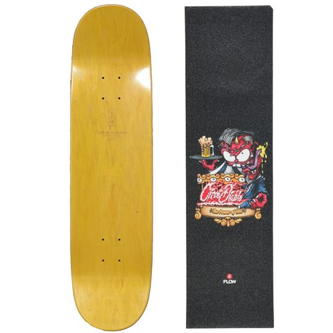 TRUR Skateboards Tabla La Sele - Forest Skateshop