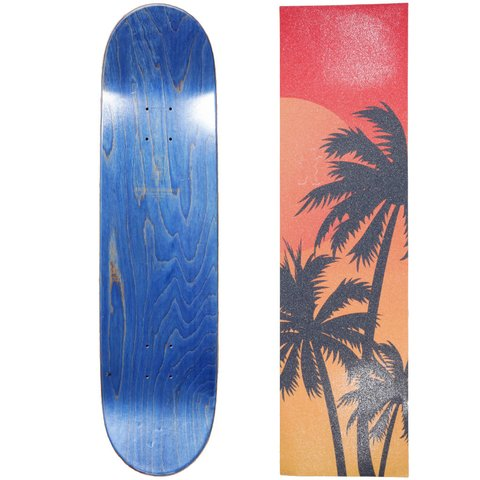 TRUR Skateboards Tabla Borde Floral en internet