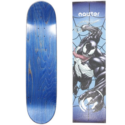 TRUR Skateboards Tabla Borde Floral - Forest Skateshop