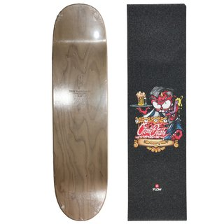 TRUR Skateboards Tabla Piramide Pardo - comprar online