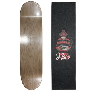TRUR Skateboards Tabla Piramide Pardo - Forest Skateshop