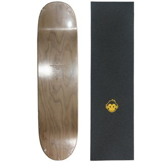 TRUR Skateboards Tabla Piramide Pardo
