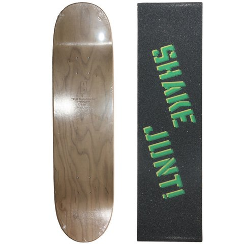 TRUR Skateboards Tabla Piramide Pardo - tienda online