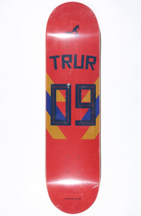 TRUR Skateboards Tabla La Sele
