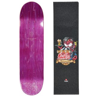 TRUR Skateboards Tabla Pop Art Pow - Forest Skateshop