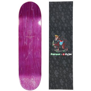 TRUR Skateboards Tabla Pop Art Pow - tienda online