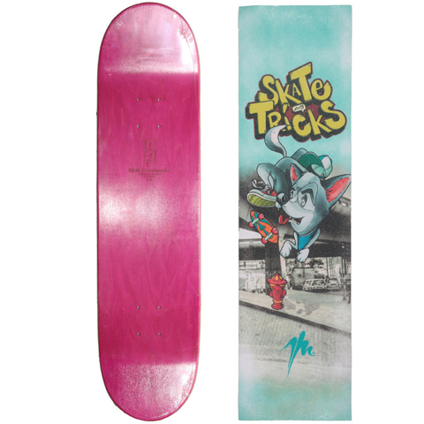 TRUR Skateboards Tabla AN Oso - Forest Skateshop