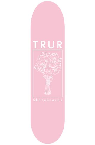TRUR Skateboards Tabla Rosas