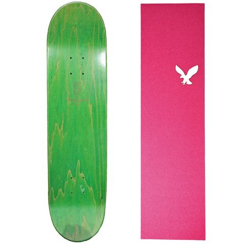 TRUR Skateboards Tabla Clasico Marihuana - Forest Skateshop