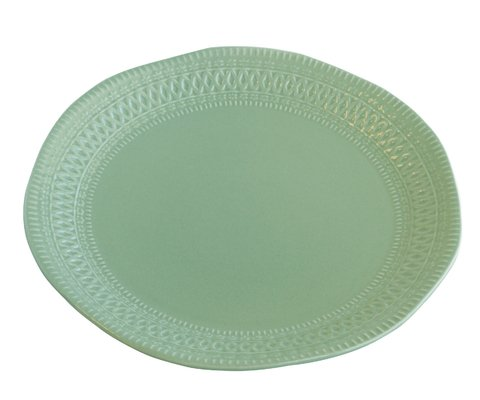 PLATO PLAYO LINEA GREEN