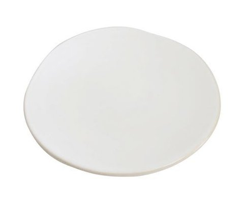 PLATO PLAYO IRREGULAR WHITE