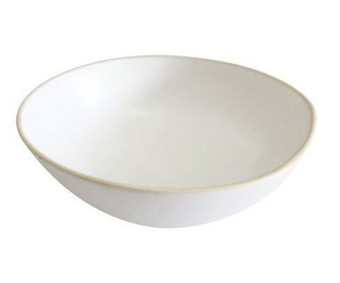 BOWL IRREGULAR WHITE