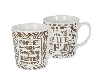 TAZA WORDS - comprar online