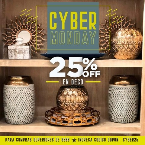 CUPON: CYBER25