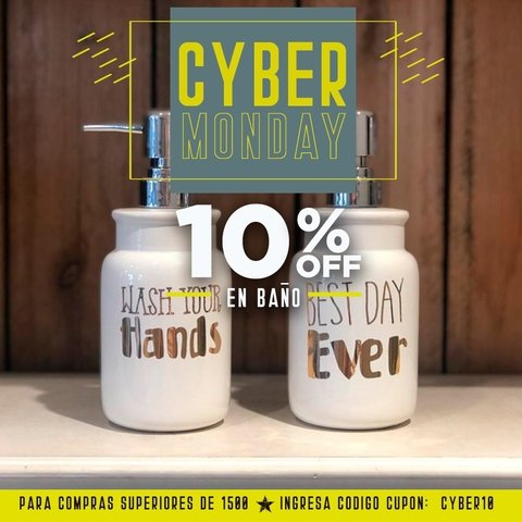 CUPON: CYBER10