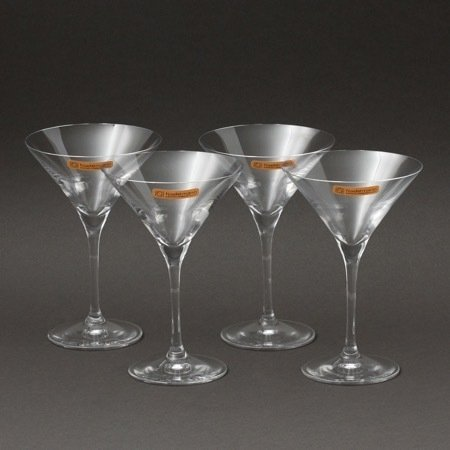 SET X 4 COPAS MARTINI