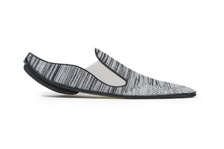 SKIN MOCASSINO JAQ GREY