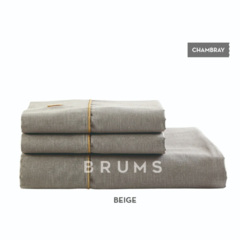 · Sábanas Chambray · - brums