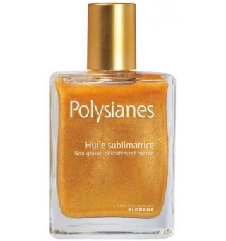 Polysianes Aceite Sublimador Nutritivo X  50ml