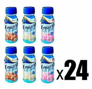 Ensure Plus Liquido X 24 Unidades De 237ml Vs Sabores
