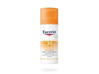 Eucerin Sun Gel Crema Oil Control Toque Seco Fps 30 X 50 Ml