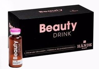 Beauty Drink Colageno 20 Ampollas Hande