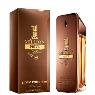 One Million Prive Paco Rabanne Perfume Hombre 100ml Original