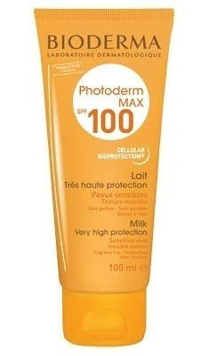Bioderma Photoderm Max Lait Leche Spf 100 (protector Solar)