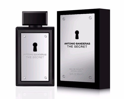 The Secret Antonio Banderas Edt x50ml