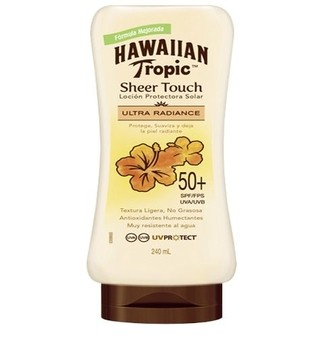 Hawaiian Tropic Ultra Radiance Protector Solar Spf 50 X240ml