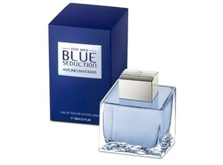 Blue Seduction Antonio Banderas Hombre