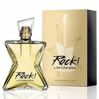 Perfume De Mujer Rock By Shakira Edt 50 Ml