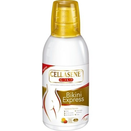 Cellasene Gold Bikini Express Bebible X500ml Anti Celulitis
