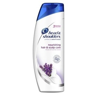 Head & Shoulders Nutricion Profunda Shampoo X 400 Ml