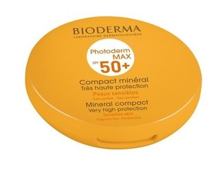 Bioderma Photoderm Max Spf50+ Compacto Mineral Claro X 10g