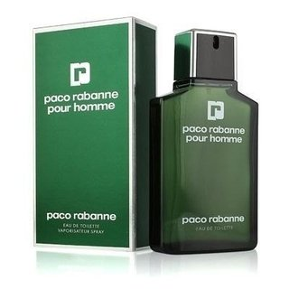 Perfume Hombre Paco Rabanne Pour Homme Edt 100ml