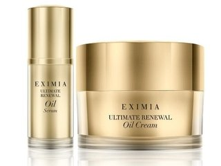 Eximia Combo Ultimate Renewal Oil Cream + Oil Serum