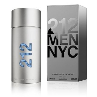 Perfume Importado Carolina Herrera 212 Men X 100ml Original